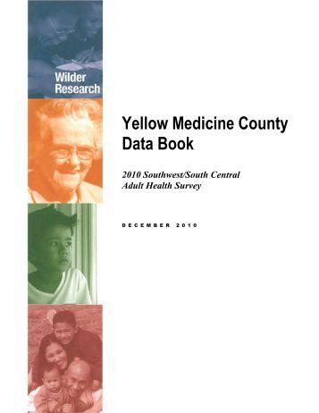 Yellow Medicine County Data Book