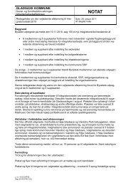 Redegørelse - Integrationsrådet, bilag 1 - Gladsaxe Kommune