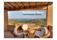 Residence Maris - Sardinia Living