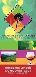Armagnac Landais - Bienvenue à la Ferme