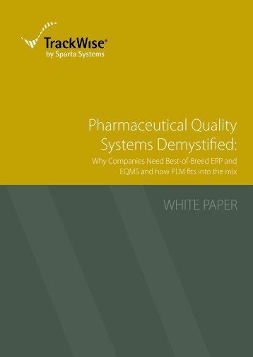 Sparta Systems.pdf - Pharma