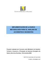 implementación de la nueva metodología para el análisis de ...