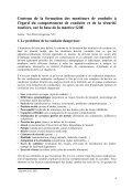 Projet de l'UE MERIT - Cieca - Page 4