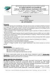 protocole extravasation2006 - ADIPh