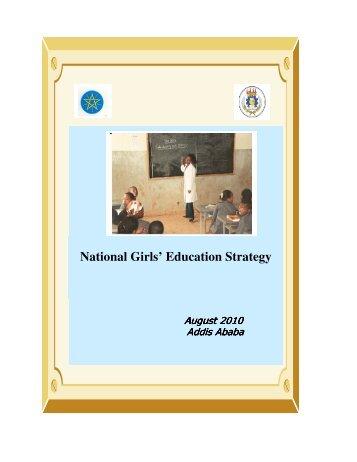 National Girls' Education Strategy - MOE