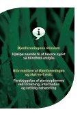 Brochure - Øjenforeningen Værn om Synet - Page 3