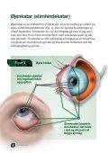 Brochure - Øjenforeningen Værn om Synet - Page 6