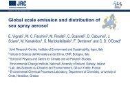 μg m-3 - Climate Change and Air Quality Unit