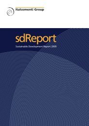 Sustainable Development Report 2009 - EuroCharity
