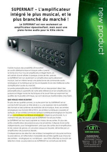 new product - Naim Audio