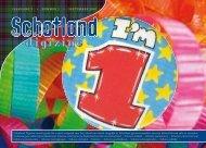 JAARGANG 2 • NUMMER 1 • SEPTEMBER 2007 Schotland ...