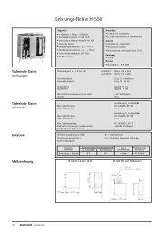 Leistungs-Relais H-550