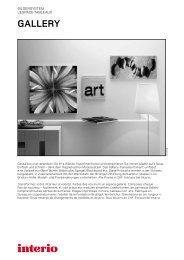 gallery - Interio