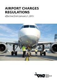 AIRPORT CHARGES REGULATIONS - Flughafen Wien