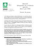 Géosanté - L'Union Régionale des Professionnels de santé ... - Page 2