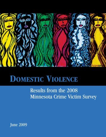 2008 Minnesota Crime Victim Survey - United Front