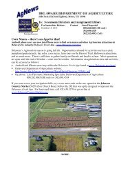 Corn Mazes – there's an App for that! - Delaware Department of ...