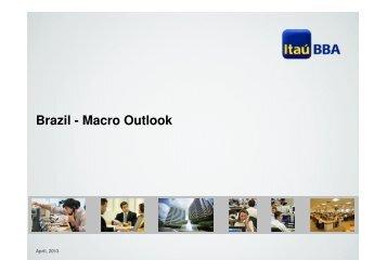 Apresent – Brazil Macro Outlook