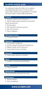 Scottish Public Health Network Observatory - Page 5