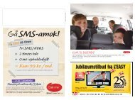 Gå SMS-amok! - MEDRUNDTonline