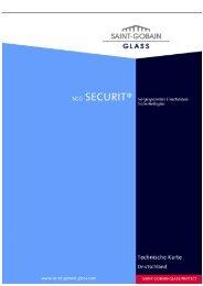 SGG SECURIT - Saint-Gobain Glass