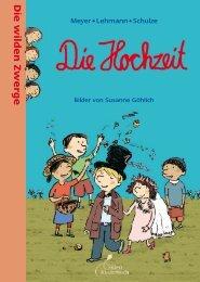Die wilden Zwerge - Klett Kinderbuch