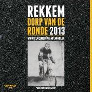 Rekkem, doRp van de Ronde - Menen