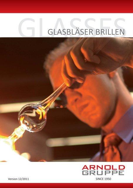 Glasbläser Brillen Katalog - Arnold Gruppe