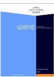 SGG CLIMAPLUS PROTECT FEU - Saint Gobain Glass