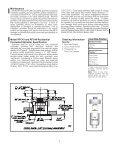Model RFC43 (SIN RA0612) Model RFC49 (SIN RA0616) Flat ... - Xact - Page 3