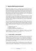 Evaluering af Integrationsministeriets pulje for ... - Ny i Danmark - Page 4