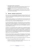 Evaluering af Integrationsministeriets pulje for ... - Ny i Danmark - Page 6
