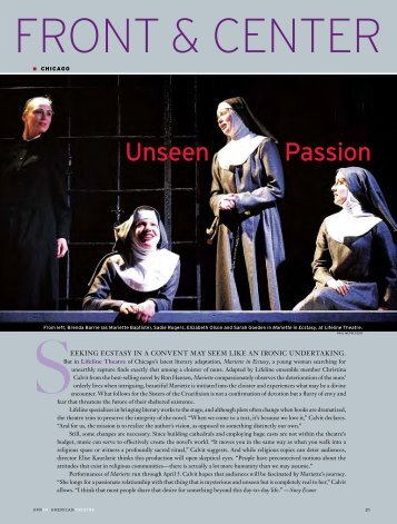 Unseen Passion - Suzy Evans