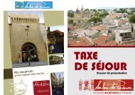 Tract Fraich - Office de tourisme Salon de Provence