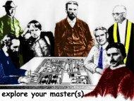 GPU - Explore Your Master 2013