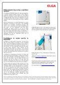Sheffield Hospital Molecular Genetics - Elga Process Water - Page 2