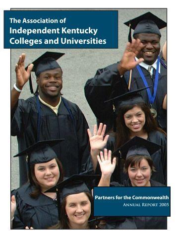 Independent Kentucky Colleges and Universities - AIKCU.org