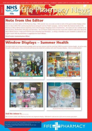 NHS Fife Pharmacy 31:Layout 1 - Community Pharmacy