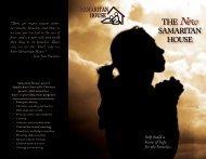 THE New SAMARITAN HOUSE