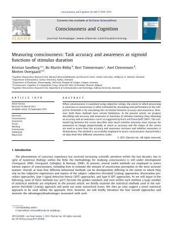 619K .pdf - Cognitive Science Research Unit