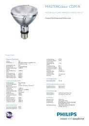Philips CDM-R 70W/830 PAR30L30