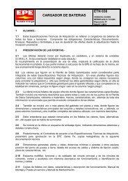CARGADOR DE BATERIAS ETN 036 - Epe
