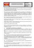 CARGADOR DE BATERIAS ETN 036 - Epe - Page 2