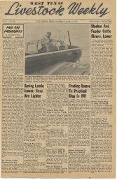 June 16, 1949 - Livestock Weekly!