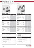 Technische Daten Comfort 220/250/252 (pdf) - DZ Schliesstechnik ... - Page 6