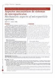 Artigo Técnico - Aspectos mecanísticos de ... - Revista O Papel