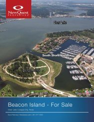 Beacon Island - For Sale - NewQuest Properties