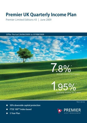 Brochure - Premier Asset Management