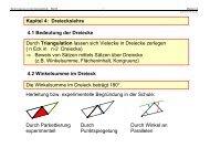 n Eck in n-2 Dreiecke - WWW-Seiten von Angehörigen der PH ...