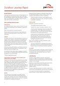 Durafloor Leveltop Rapid TDS - Parchem - Page 2